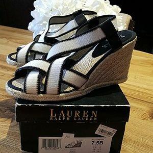 Ralph Lauren sandles